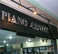 Customer of Piano Center